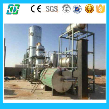 Industrial waste oil to diesel convert machine buy oil for Waste motor oil to diesel