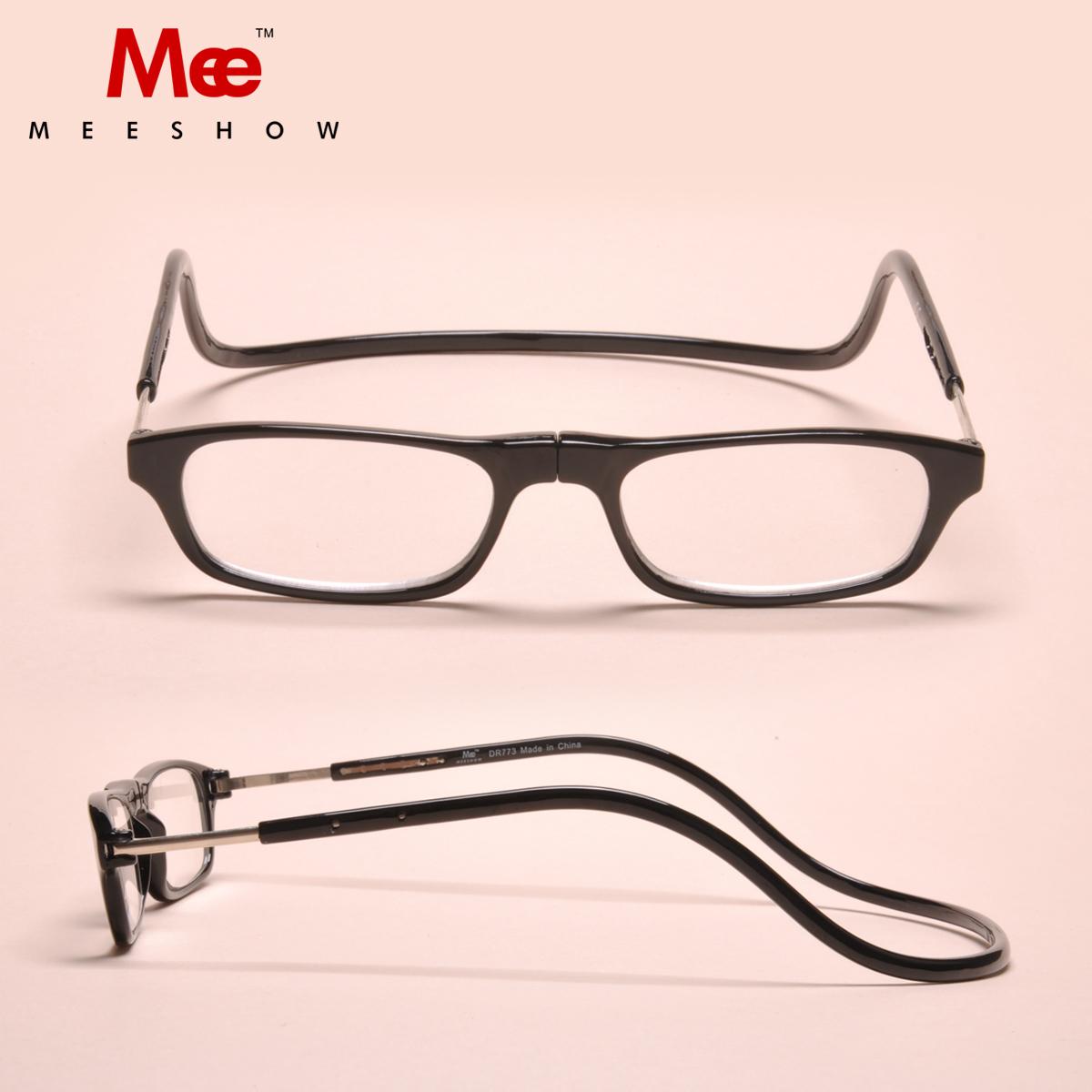 Imán plegables gafas de lectura superventas con en Lentes