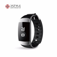 OLED Screen Smart Bracelet Heart Rate Ecg Monitor Smart Watch Pedometer Activity Tracker