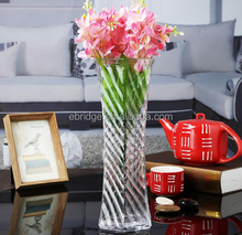 wine glass vase wholesale different types glass vase glass vase