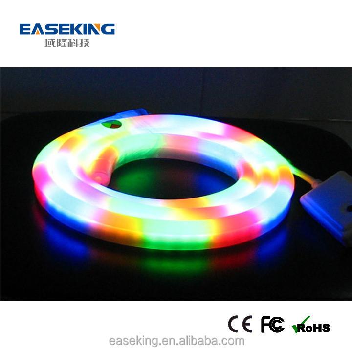 220 volt led neon licht rgb neon verlichting lamp voor slaapkamer