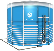 Chinese PUXIN Methane Digester Biogas Digester