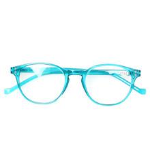 Henotin, Модные цветные очки для чтения, 5 упаковок, Пружинные шарниры, прозрачная оправа, мужские и женские очки, 0,5, 1,5, 2,0, 2,5(Китай)