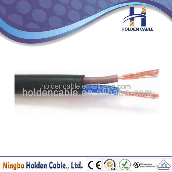 VDE flexible electric dc 3x16mm2 power cable