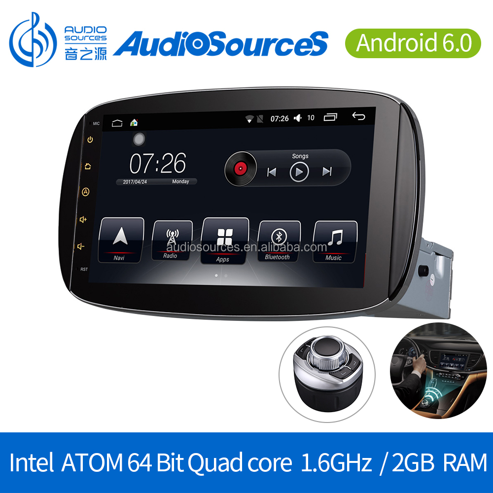Android Car Radio For Mercedes Benz Smart