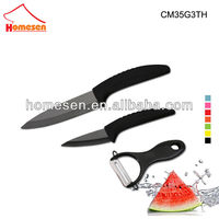 good quality kitchen chef knives black ceramic knife set