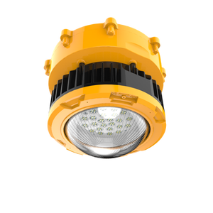 OHBF8233 ATEX hazardous area intellgence smart IP66 WF2 efficient powerful lamp LED high bay fixtures explosion proof lighting