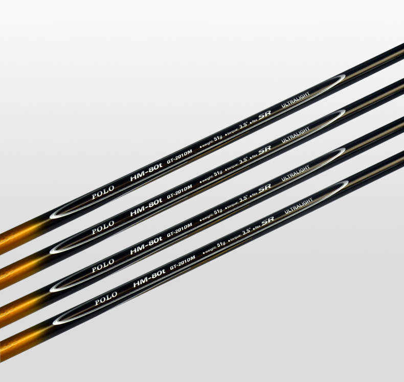 golf club shaft graphite