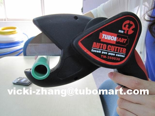 El ctrico autom tico cortador de tubo de pvc para el - Tubo pvc electrico ...