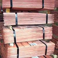 Sale high grade 99.99% Electrolytic Copper Cathodes