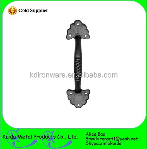 cheap cast iron pull Handles 287X120 for wholesale/distributor in china