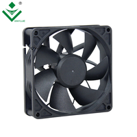 3Wire Speed Output 92x92x25 92mm DC Fan 24V 12V DC Welding Machine Cooling Fan High RPM