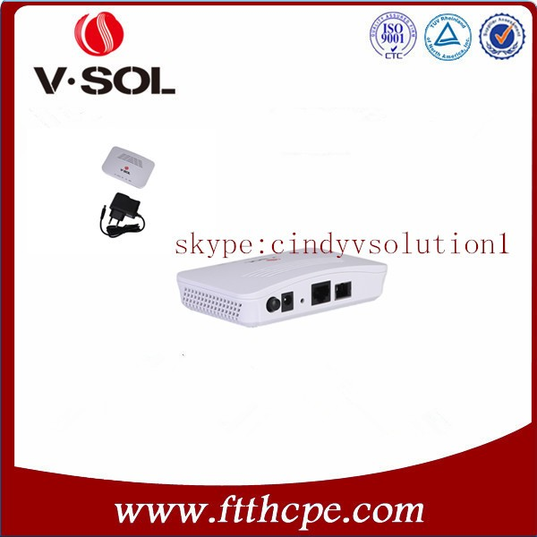 wholesale goods from China high quality optical sfp V2801RG 1port ONU