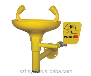 Histay Wall Mounted Classic Eyewash Stations for labs equipment