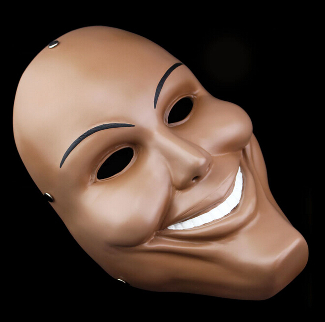 353M Human smiling face mask Cosplay halloween mask ...