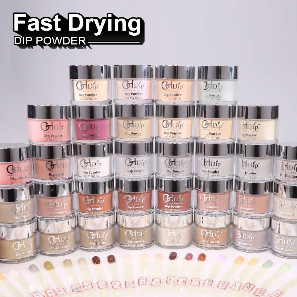 Custom private label 2000 color dipping acrylic powder and liquid set professional dip for nails фото