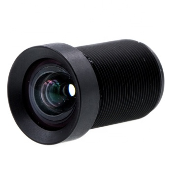 12mp 1/2.3 inch F2 non distortion m12 4.35 mm lens for gopros lens