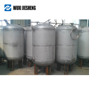 Low price stainless steel fuel water storage tank
