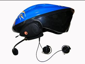 Motorcycle Helmet Headset with BT and 100m intercom function - BT9081