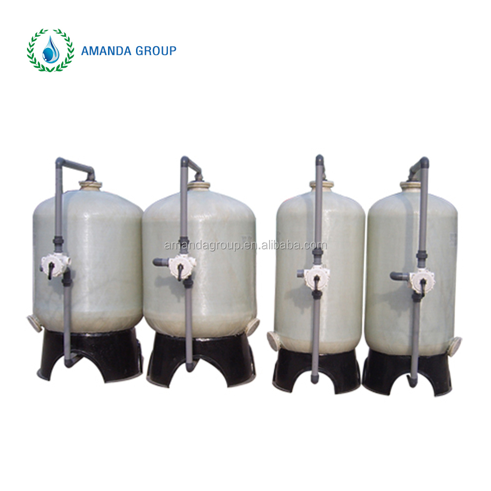3072 Ion Exchange FRP Water Tank Malaysia