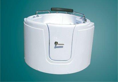 Acrilico vasca da bagno con porta a piedi in vasca doccia - Porta vasca da bagno ...
