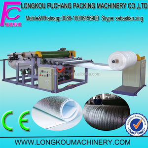 Automatic PE foam sheet Film Laminating Machine