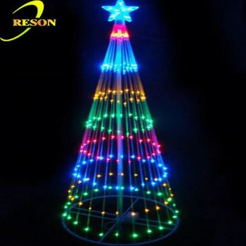 New style christmas lights swivel straight plus christmas tree stand