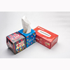 2 Ply Family Bathroom Cosmetic Facial Box Tissue Paper With Low Price