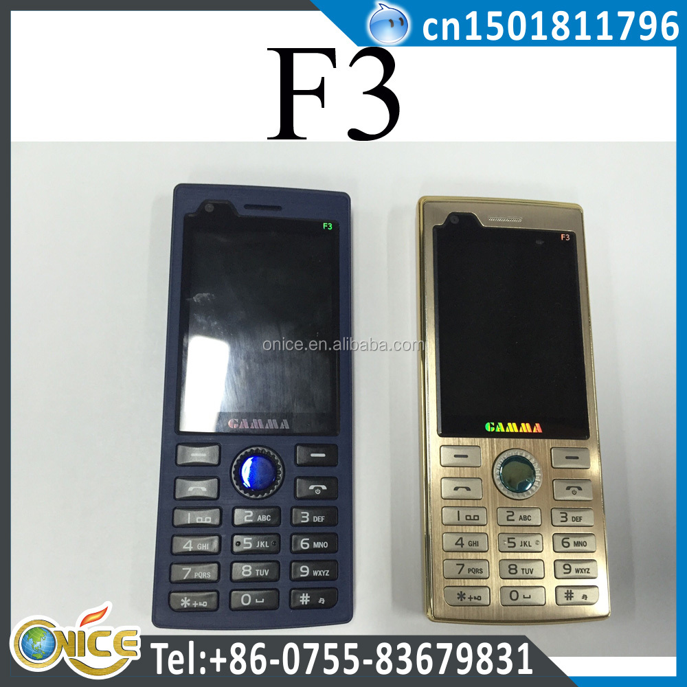 F3 2600 4 sim card mobile phone GSM850/900/1800/1900 MP3/MP4/3GP/FM Radio