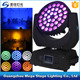 36*10w 4in1 rgbw led moving head light wash 360w zoom