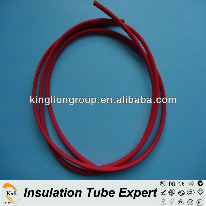 Wholesale heat shrikable silicone rubber tube