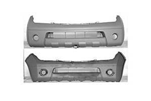 Crash Parts Plus Front Bumper Cover for 05-07 Nissan Pathfinder NI1000238