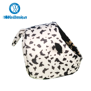 Cheap Custom Fashion Cute Cat Bed Soft Cave Pet House