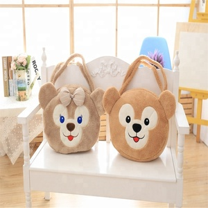 Duffy Bear, Shirley Rose cushion shoulder bags hot-water bottle stuffed teddy bear goggles Hand kettle