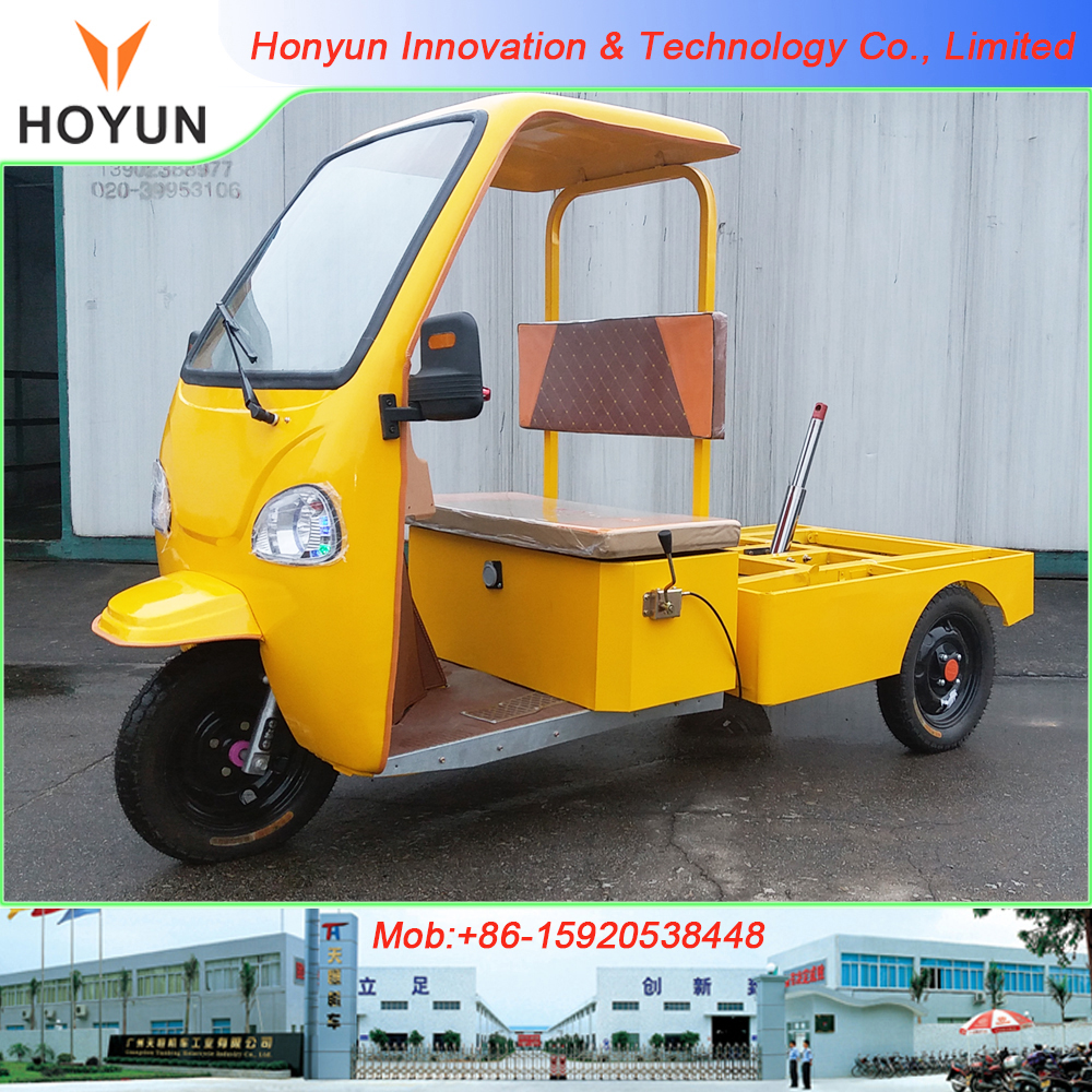 HOYUN Dayang Dayun Zongshen Haojin Dust transportation Electric Tricycle