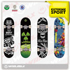 Winmax brand promotion 9 Piles Chinese maple custom complete skateboards