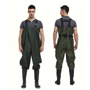 manufacture black green custom thihg simms hip straps fishing chest waders with boots for fishing