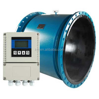 smart waste water electromagnetic flow meter manufacturer