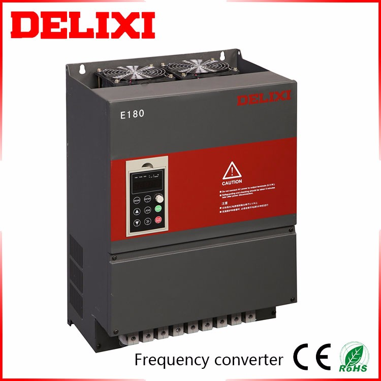 DELIXI frequency inverter water pump types of variable speed drives