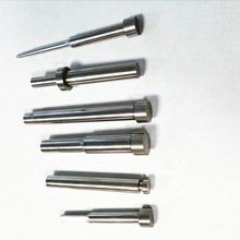 Supply OEM hoge vraag massaproductie Piercing Punch tungsten carbide punch sterft hoekige <span class=keywords><strong>pin</strong></span>