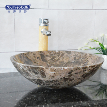 Natural Stone Marble Sink For Bathroom