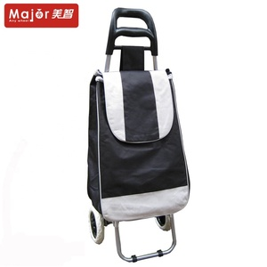 Folding Trolley Bag Shopping Cart for supermarket