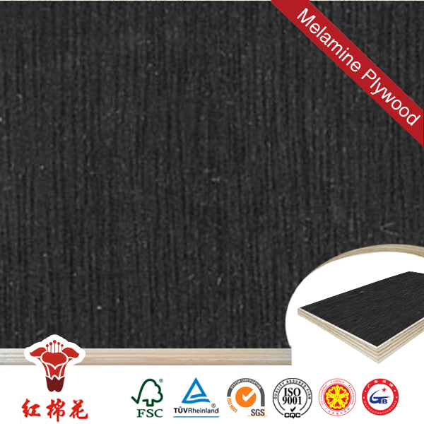 High quality E2 aspen core and paulownia faced plywood with high quality