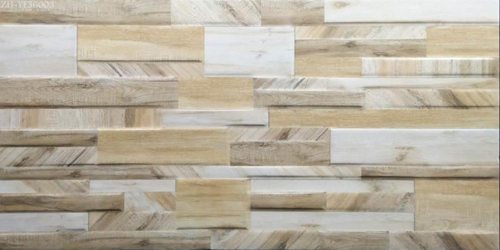 P78124 New Design Exterior Kajaria Wall Tiles 300x600mm Decorative Wall Tile