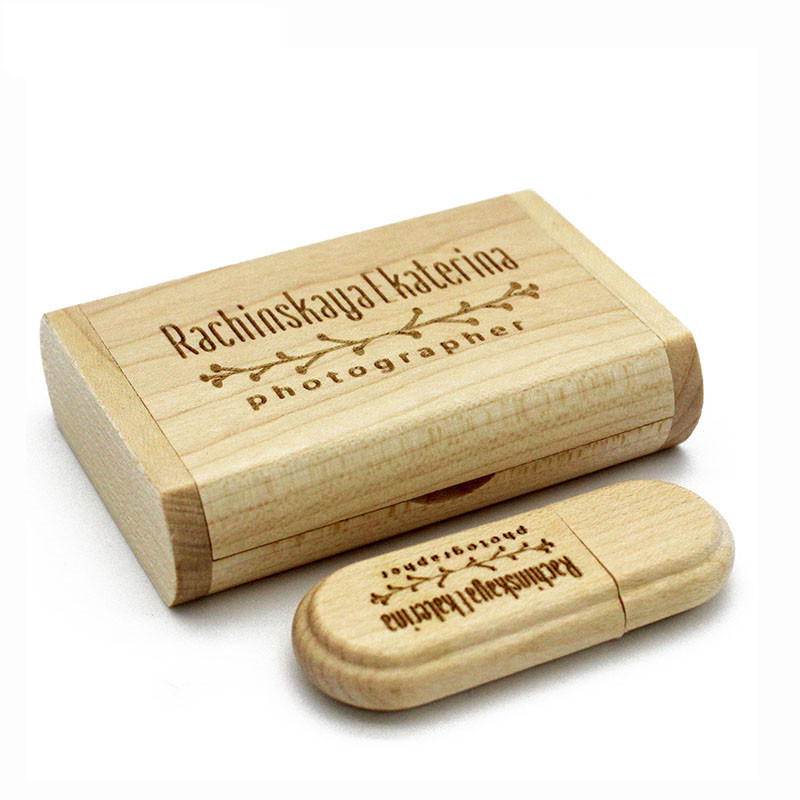 customize logo wooden pendrive 4gb 8gb 16gb 32gb 64gb usb flash drive u disk factory price oem gift pendrive