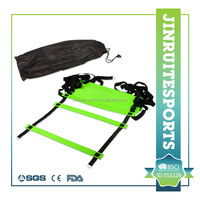 Speed Agility Ladder Adjustable Crossfit Training Ladder