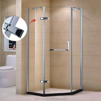 Gehärtetes Glas Badewannen Türen/badezimmer Zubehör Duschwand - Buy ...