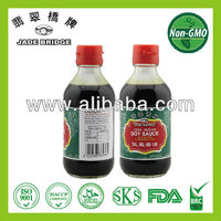 Family Brand Jade Bridge Gulten free Low Salt Soy Sauce 200ml