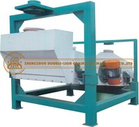 Best Price Grain and Oil Seeds Cleaning Grading Vibrating Sieve Efficient Vibrating Screen Machine