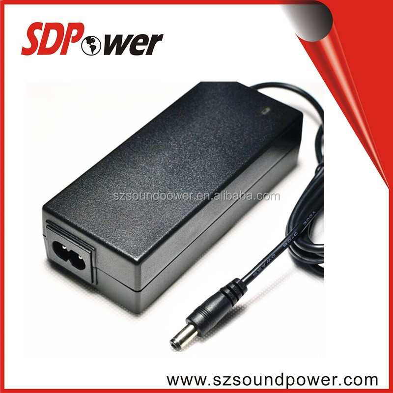 SDPowe high quality 100-240v ac to 12v 5A power supply for LED LCD HDTV